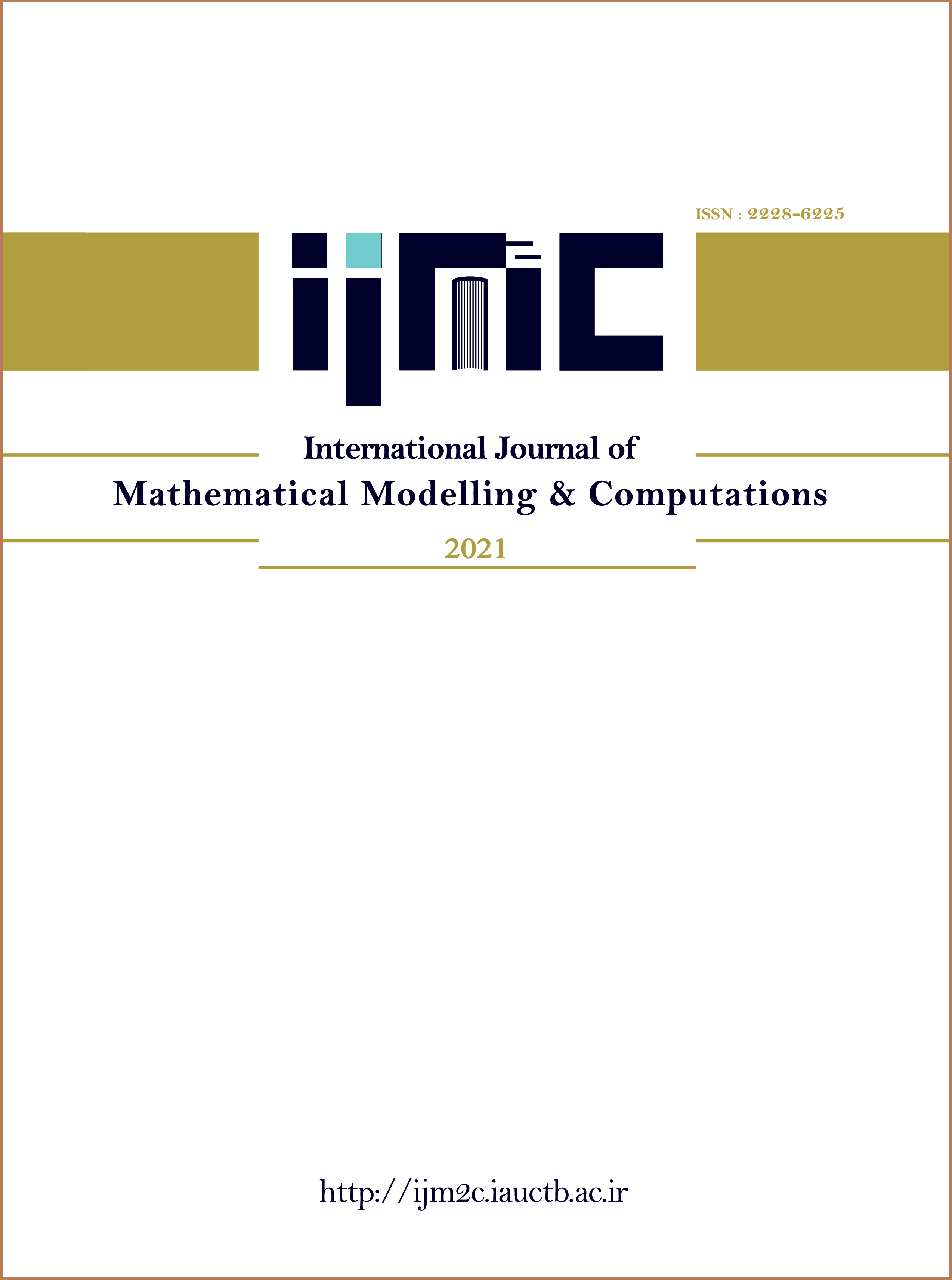 International Journal of Mathematical Modelling & Computations